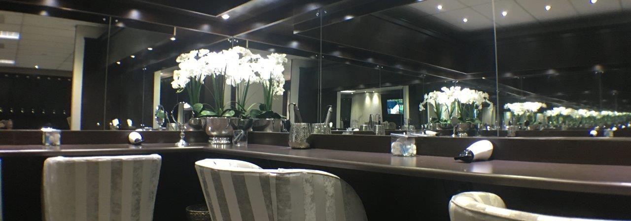 Charlie G Designs Hospitality Locker Rooms Revamp at Royal Johannesburg & Kensington South Africa